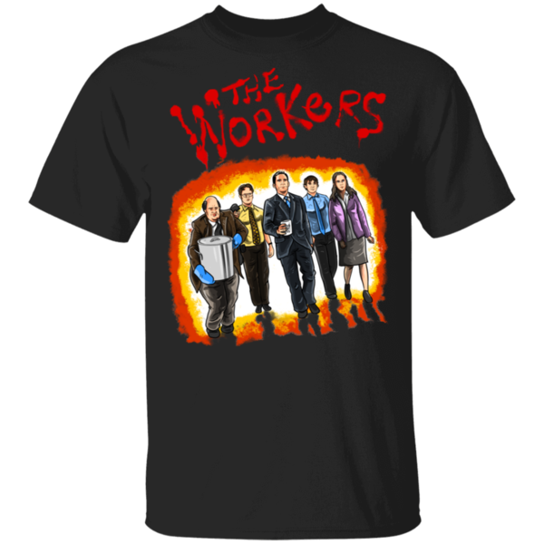 Pop-Up Tee: The Workers