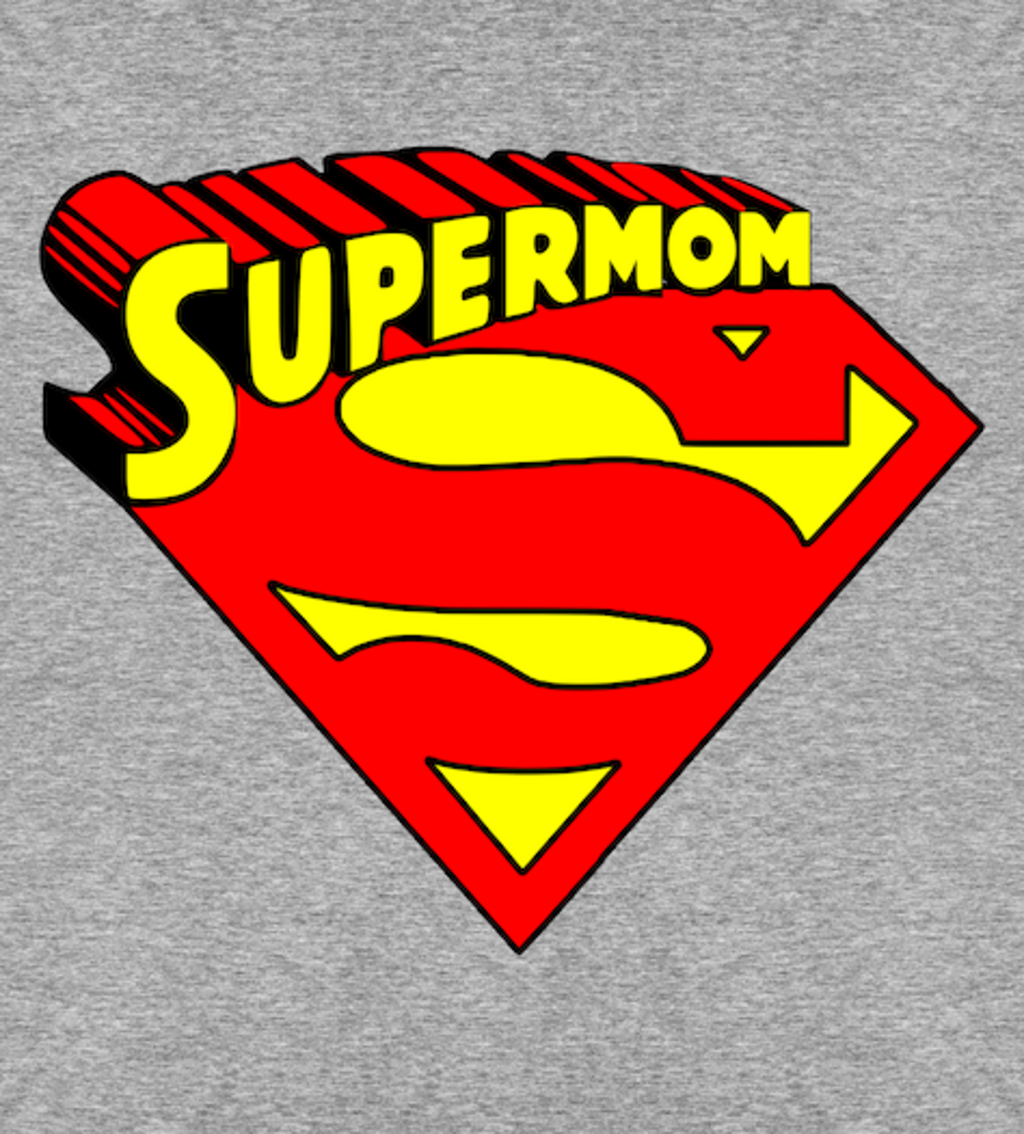 Shirt Battle: Supermom