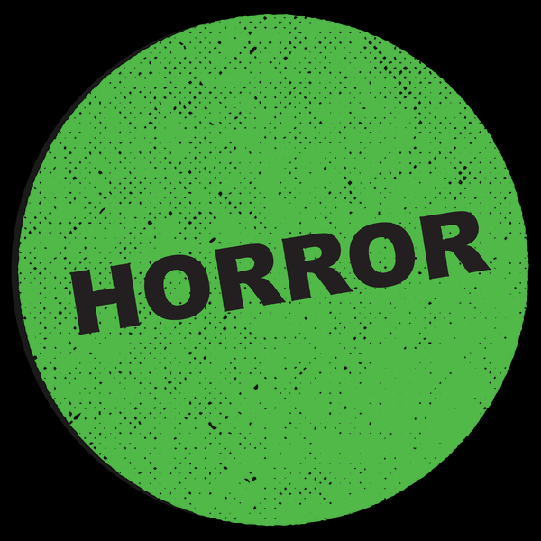 NeatoShop: Horror VHS Sticker