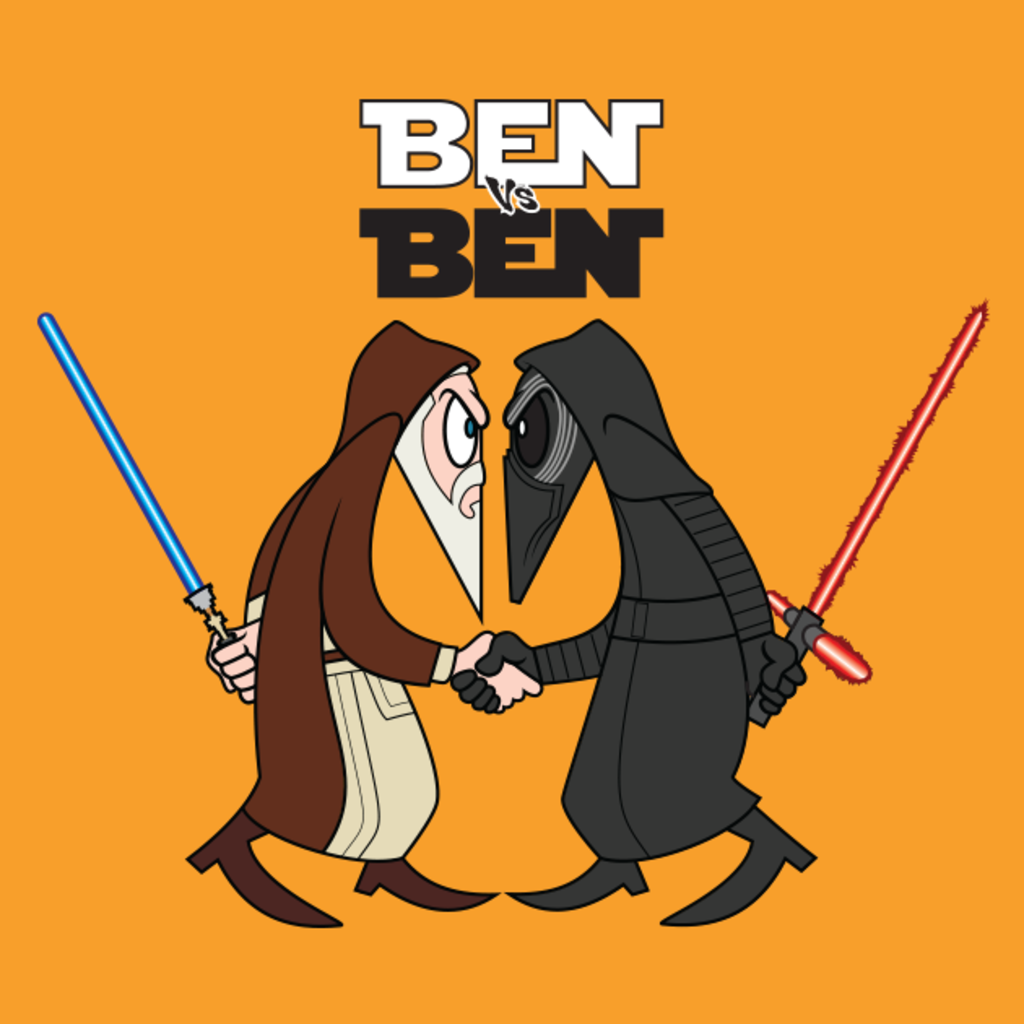 RedBubble: Ben Vs. Ben