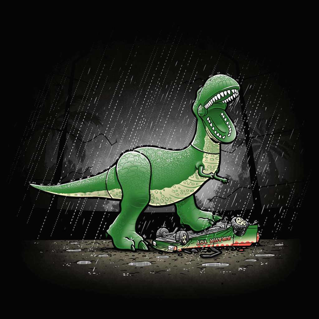 Wistitee: Jurassic Toy