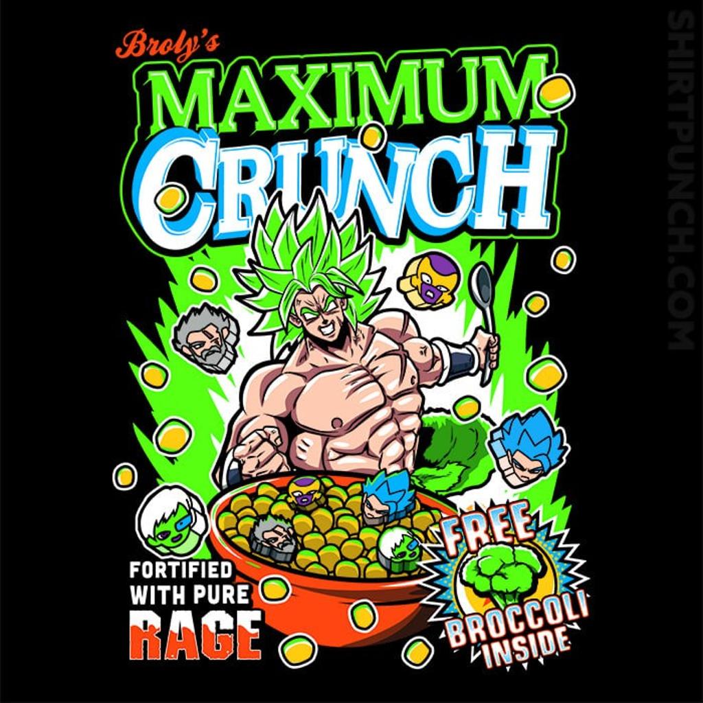 ShirtPunch: Maximum Crunch