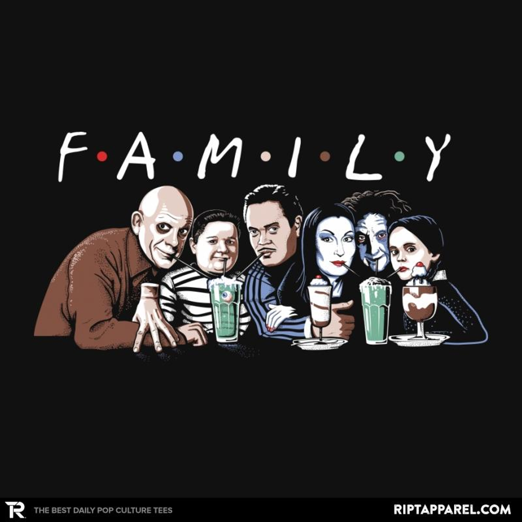 Ript: Friends and Family