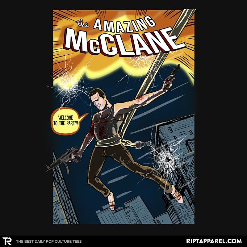 Ript: The Amazing McClane