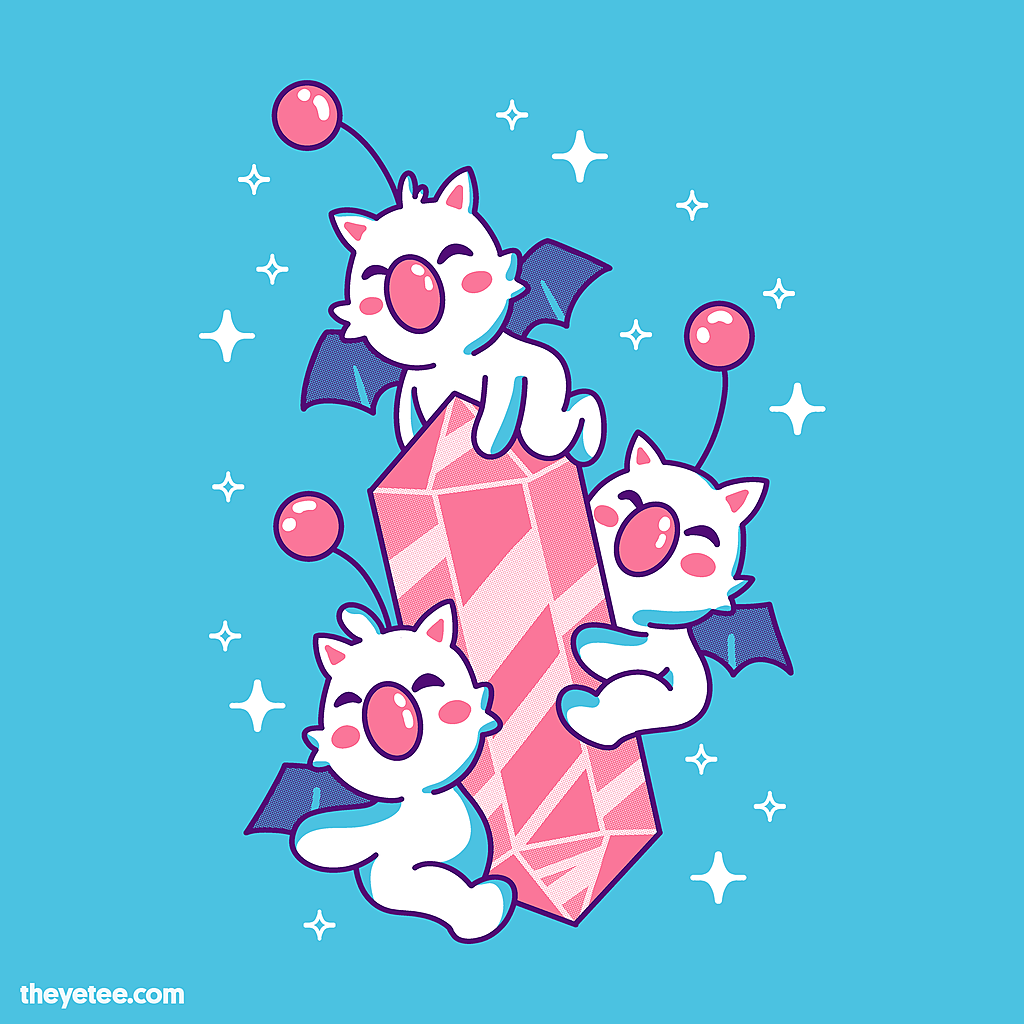 The Yetee: Our Crystal