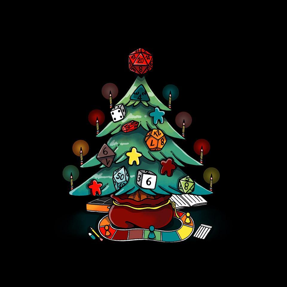 TeeFury: Game Christmas
