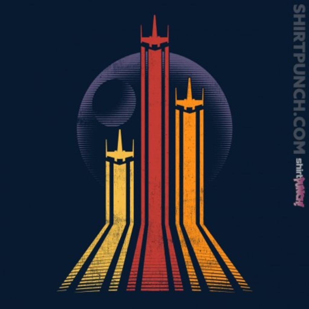 ShirtPunch: Retro Galactic