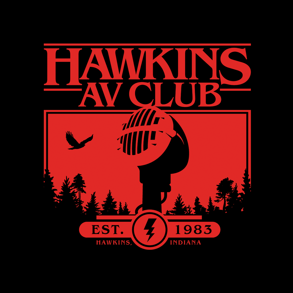 Pop Vulture: Hawkins AV Club