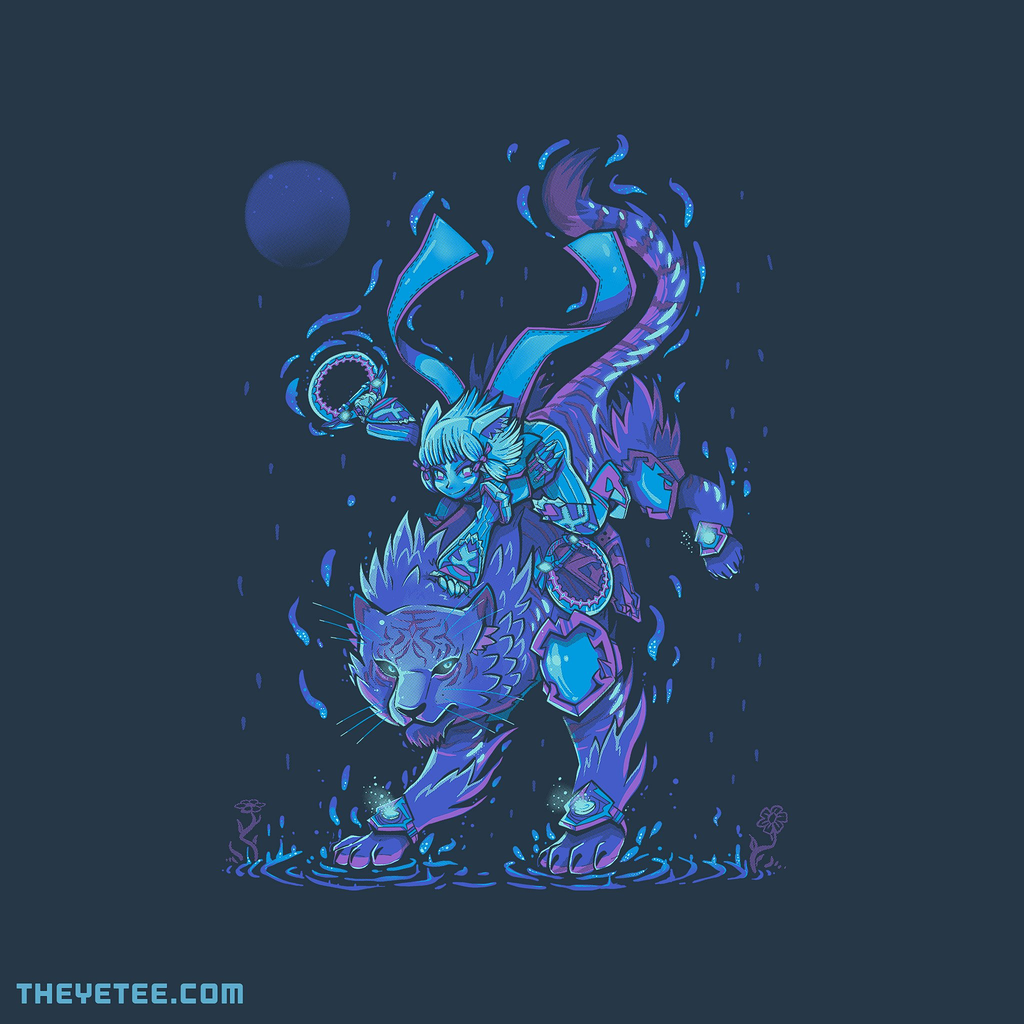 The Yetee: Tiger Driver
