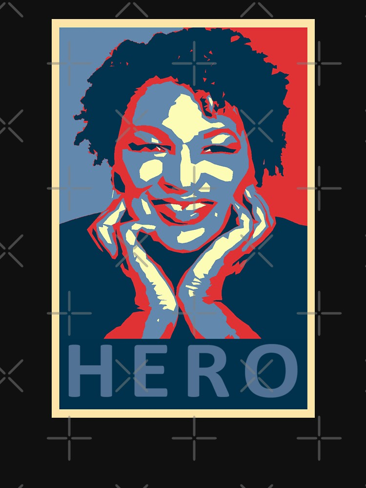 RedBubble: stacey abrams Essential