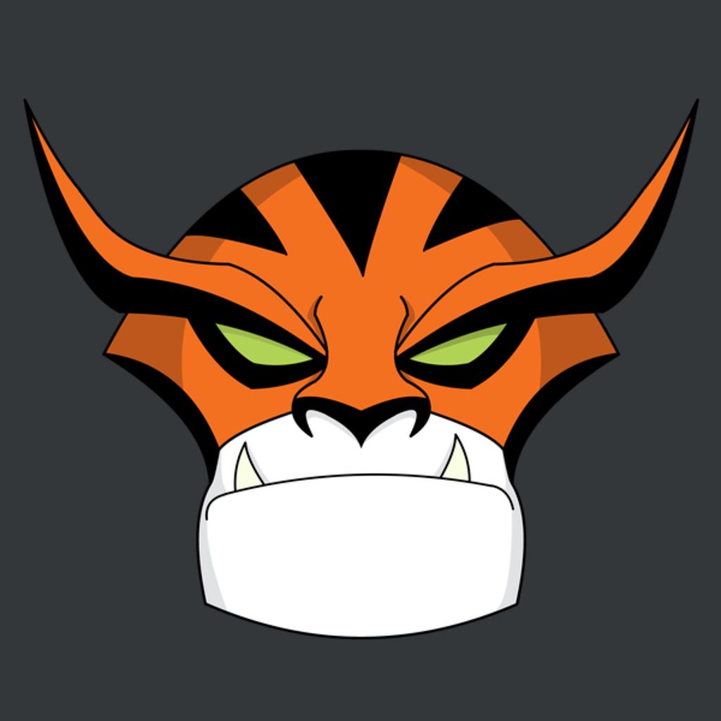 NeatoShop: 10 Ben Rath Alien