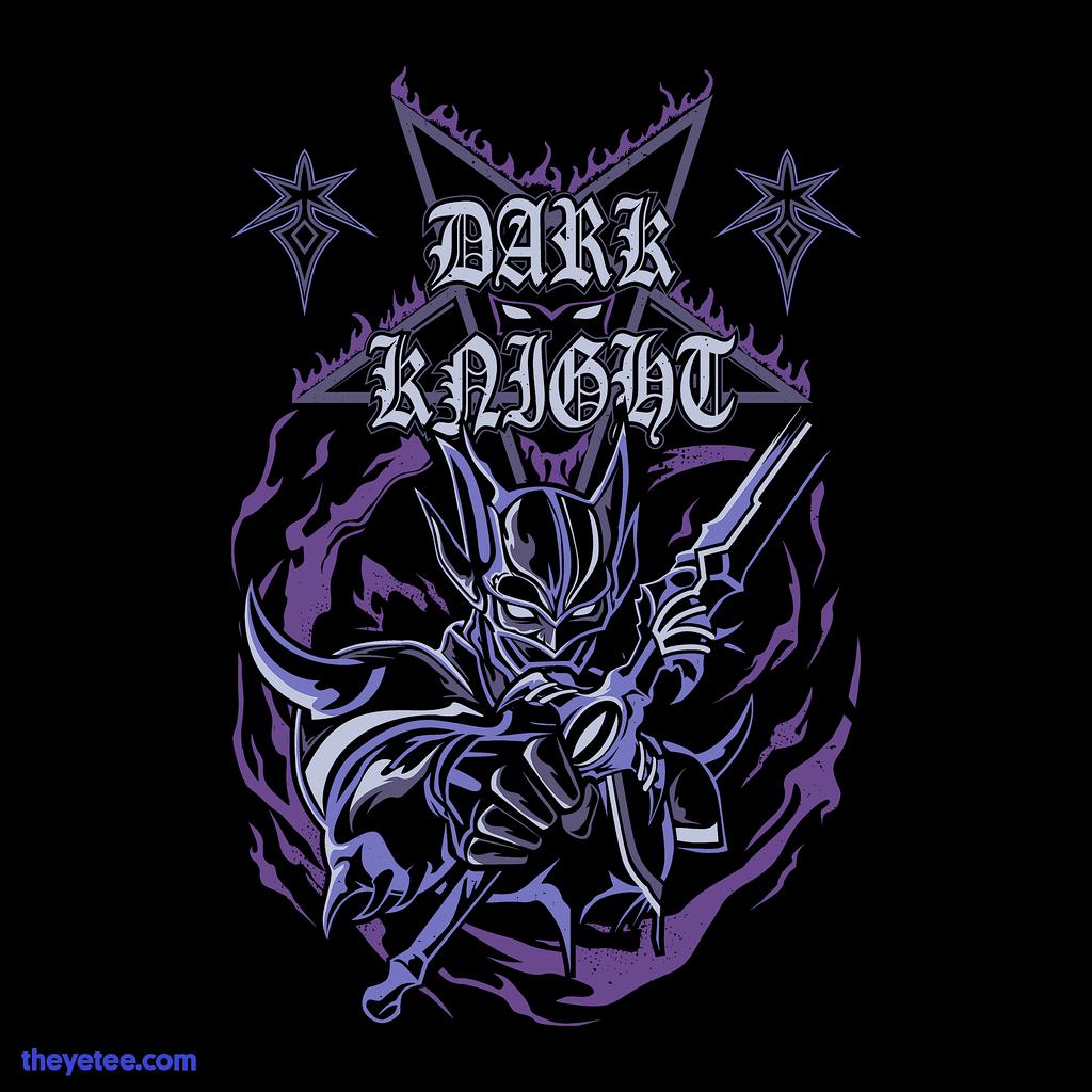 The Yetee: Dark Knight