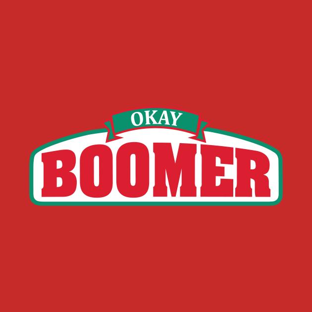 TeePublic: OK BOOMER