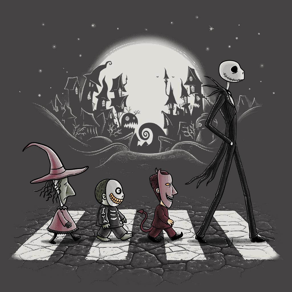 TeeTee: Halloween Road