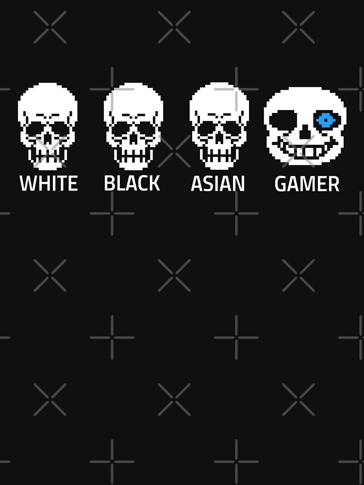 RedBubble: Gamer Race