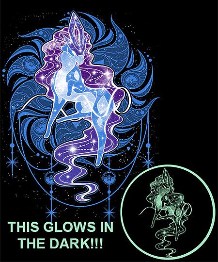 Qwertee: Legendary Glow of Water