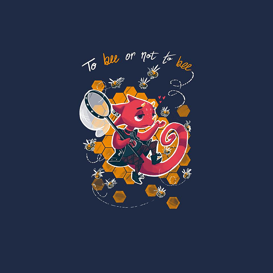TeeFury: To Bee Or Not To Bee