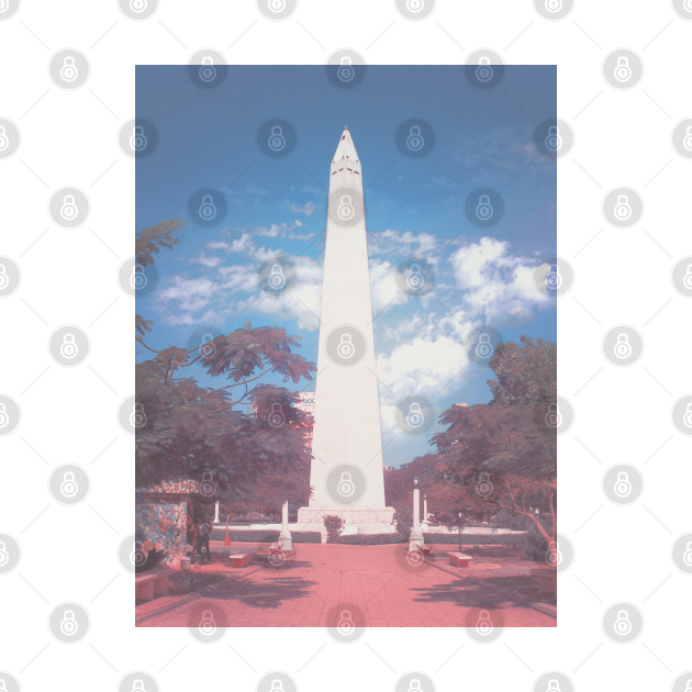 TeePublic: The Obelisk of Republic Square