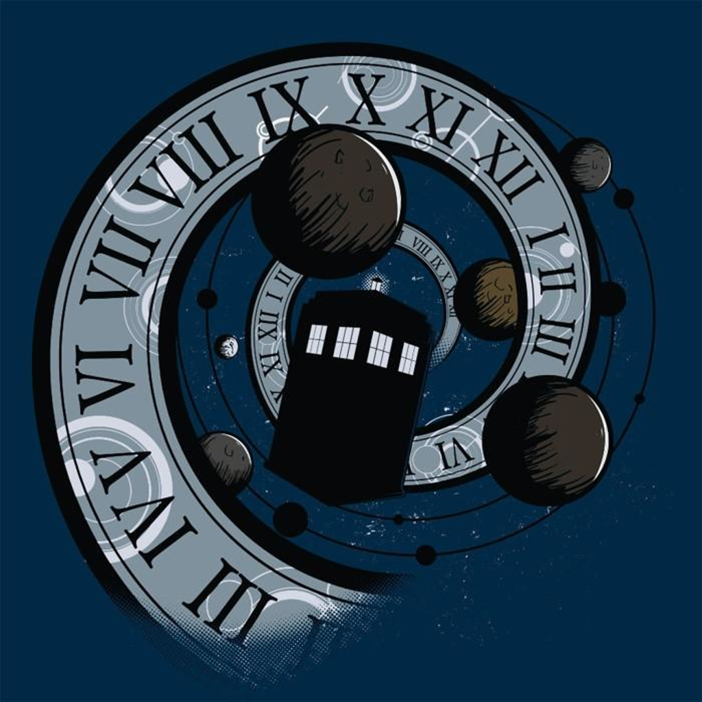 Blue Box Tees: Into Darkness