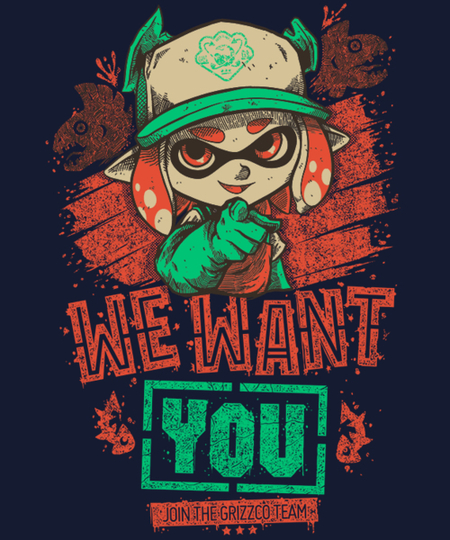 Qwertee: We Want You!