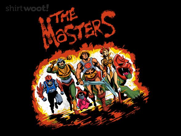 Woot!: The Masters