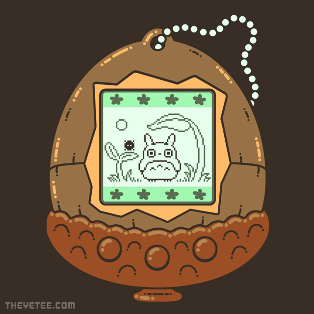 The Yetee: TOTOGOTCHI