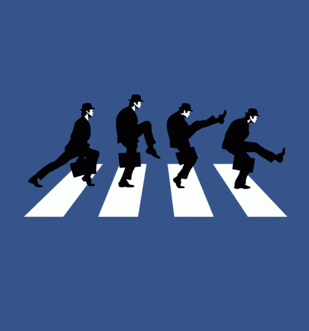 BustedTees: Silly Road
