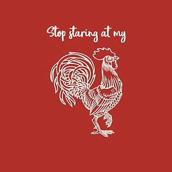 BustedTees: Stop Staring