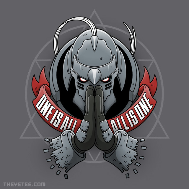 The Yetee: One is All, All is One
