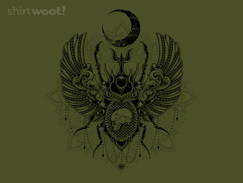 Woot!: Sacred Scarab