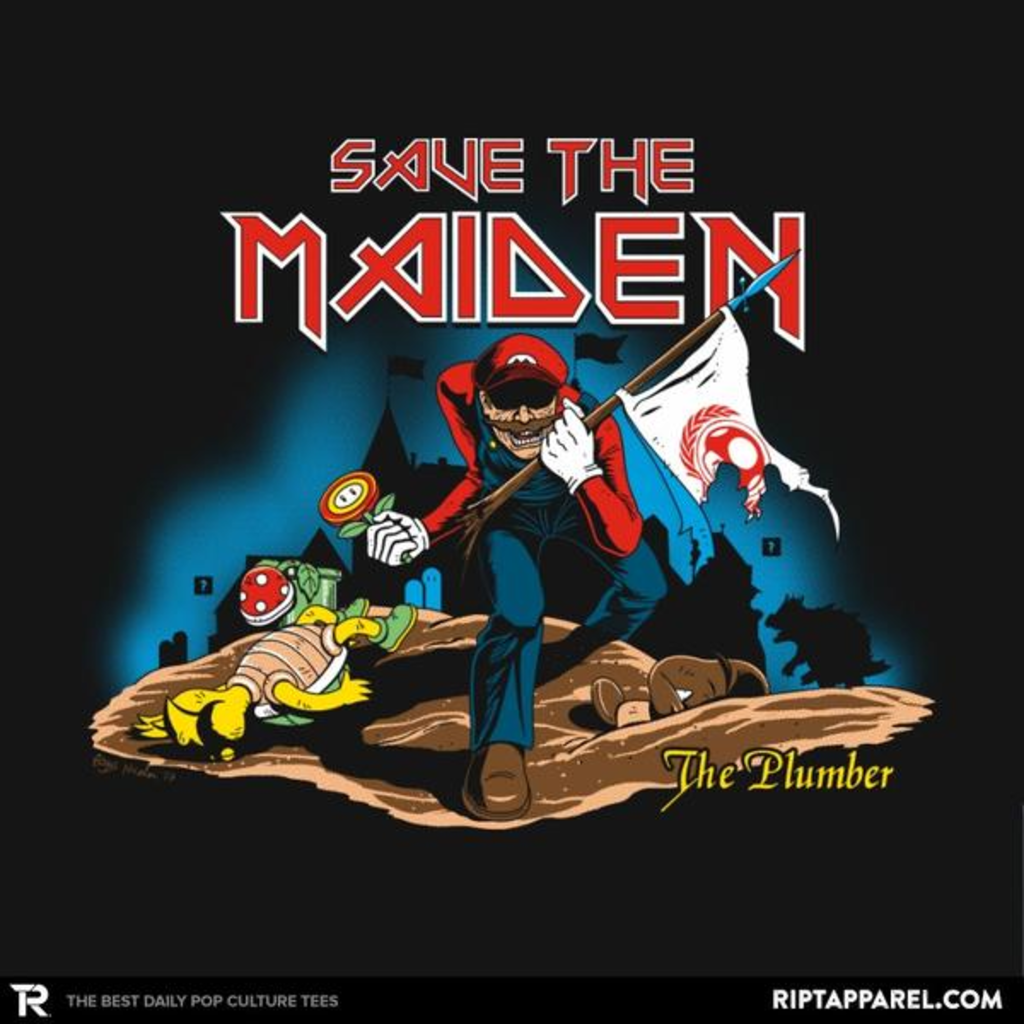 Ript: Save the Maiden