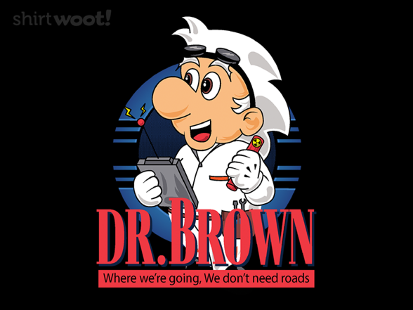 Woot!: Dr. Brown