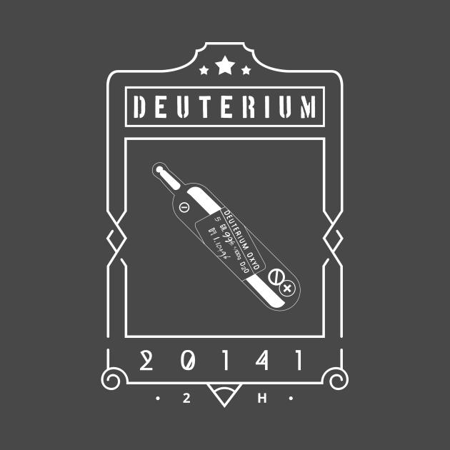 TeePublic: Deuterium