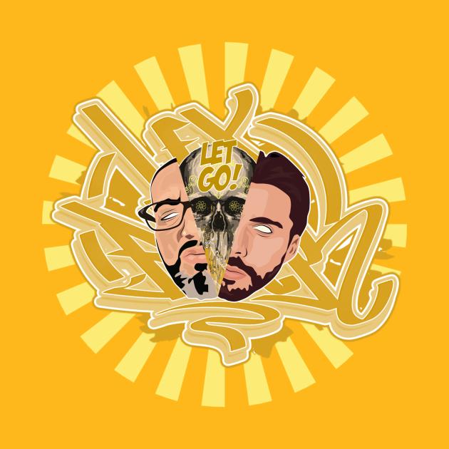TeePublic: LEX & Buck - Let Go!