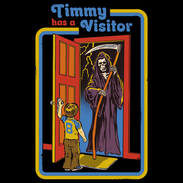 NeatoShop: Timmy has a Visitor