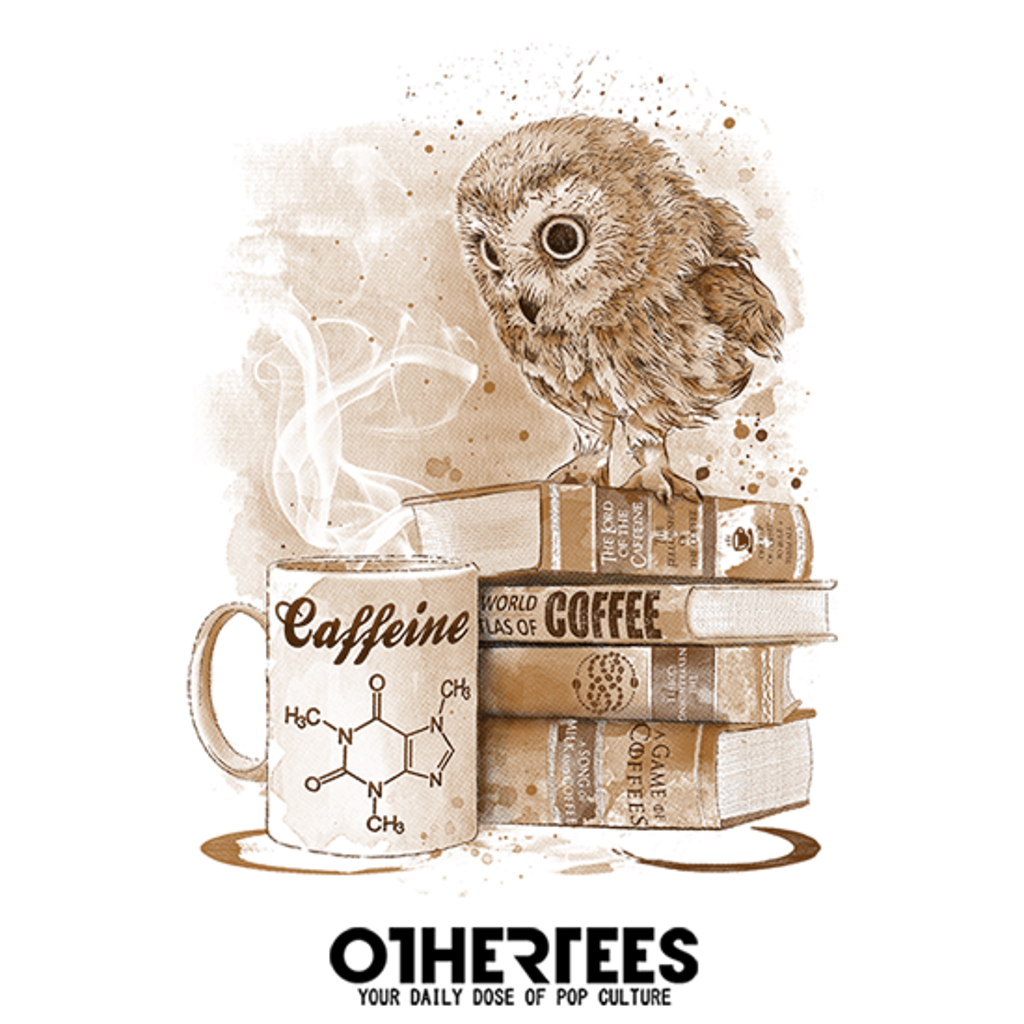 OtherTees: Coffee Obsession