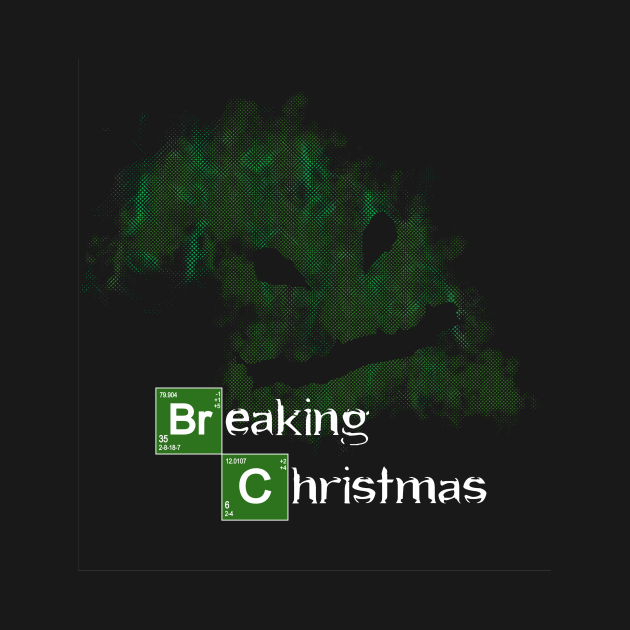 TeePublic: Breaking Christmas