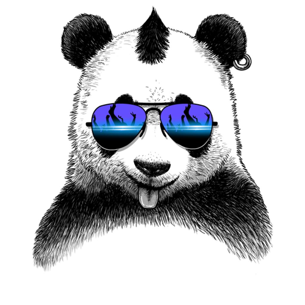 NeatoShop: DJ Punk Panda