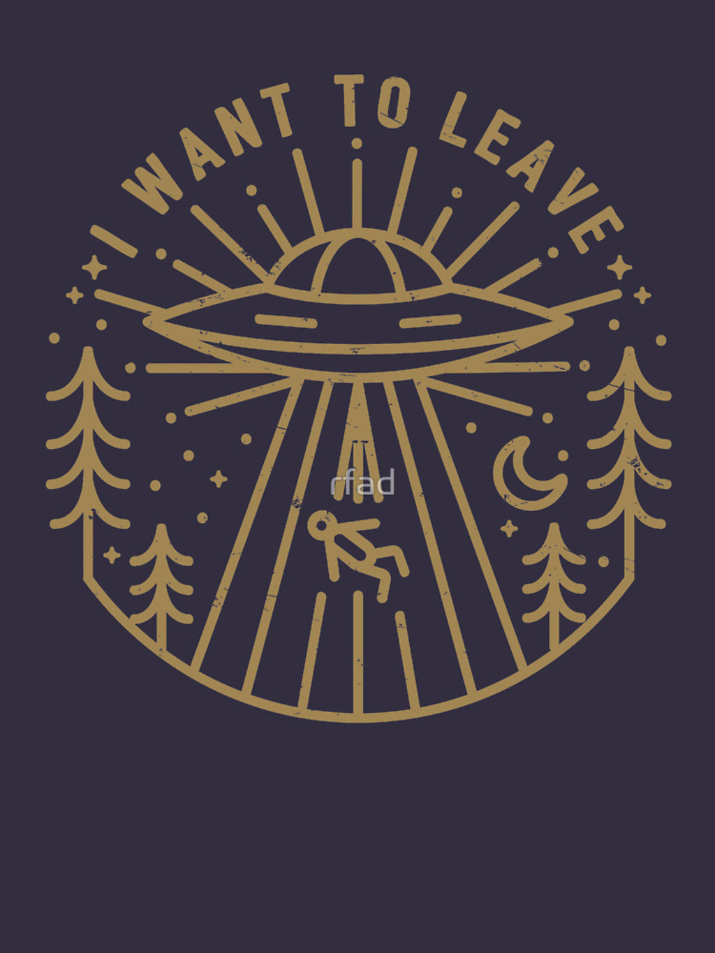 RedBubble: I want to leave