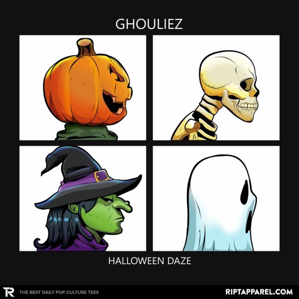 Ript: Ghouliez: Halloween Daze