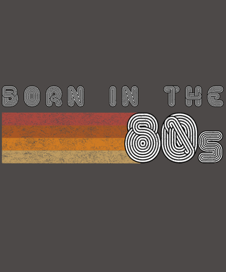 Qwertee: Born in the 80s