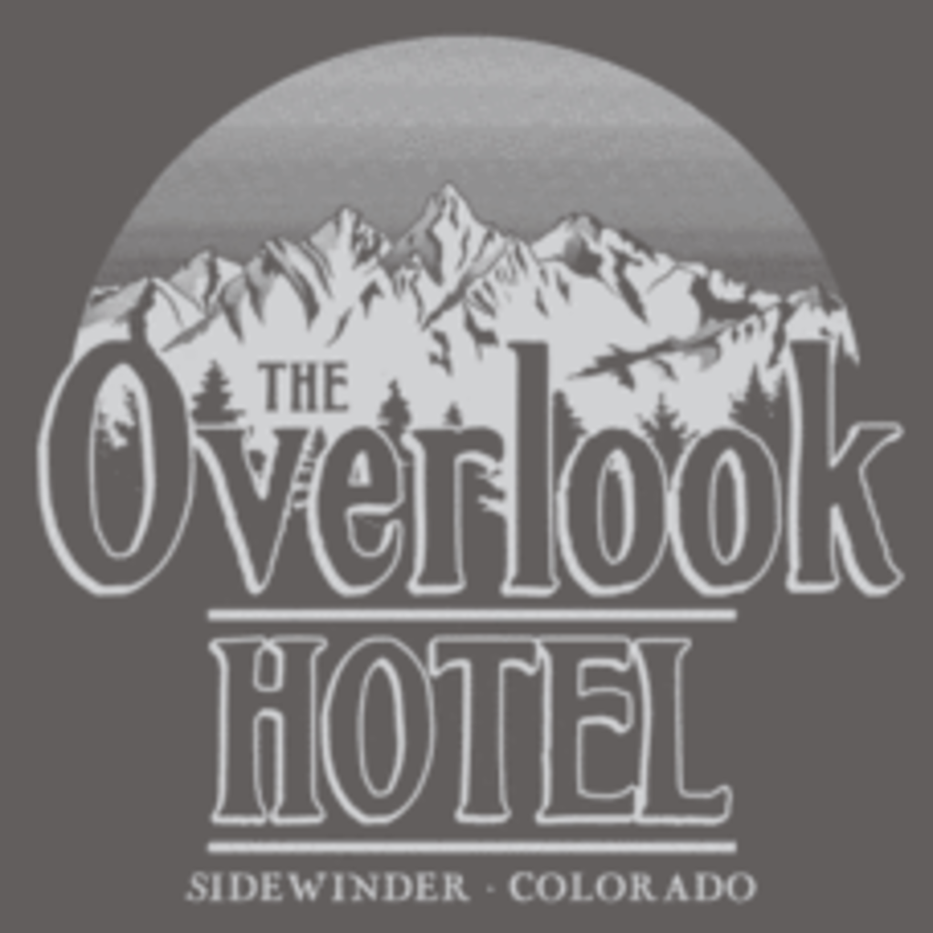 Textual Tees: Overlook Hotel