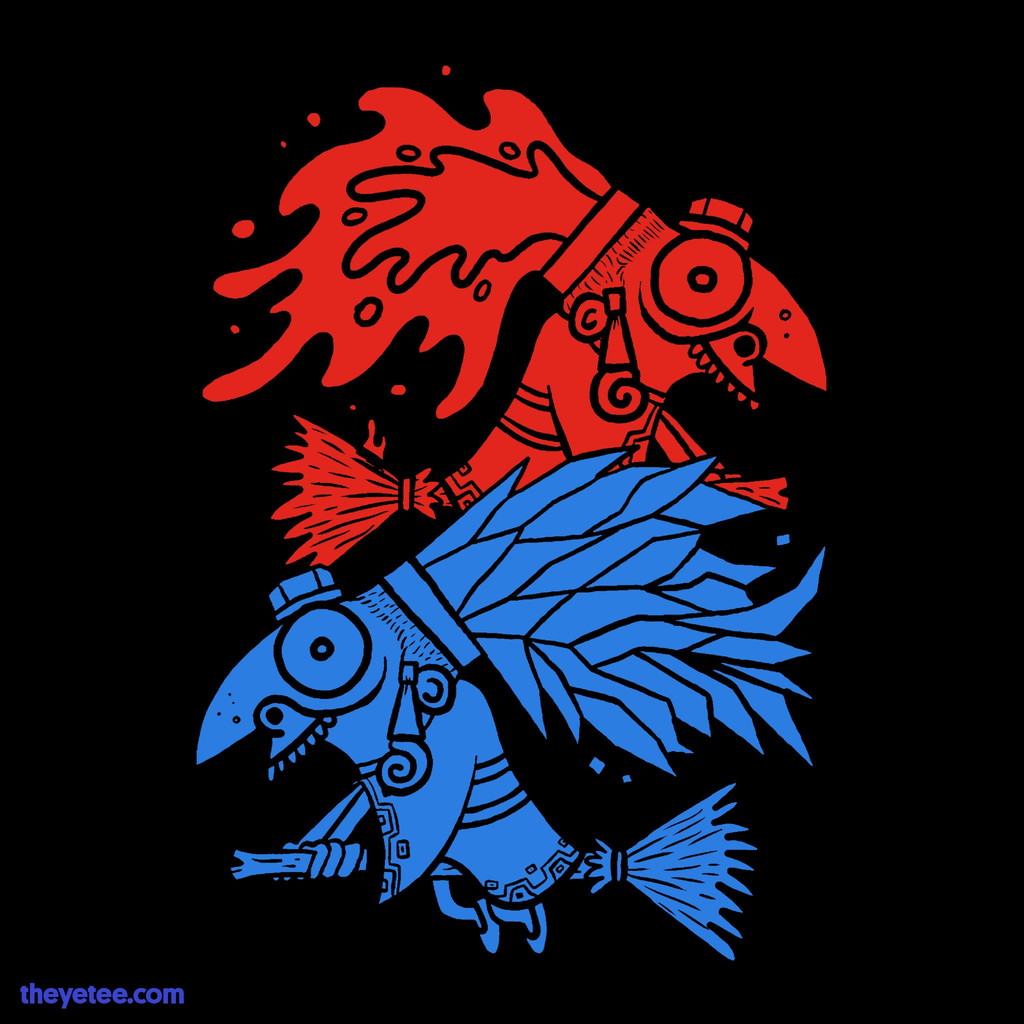 The Yetee: Sorcerer Sisters