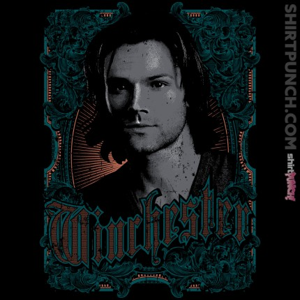 ShirtPunch: Sam Winchester