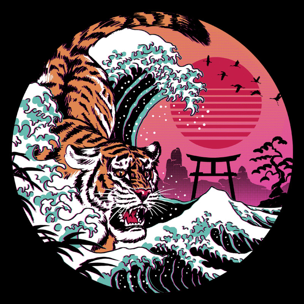 Pampling: Rad Tiger Wave