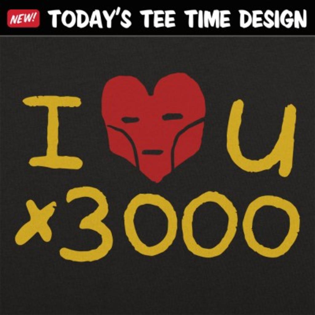 6 Dollar Shirts: I Love U 3000