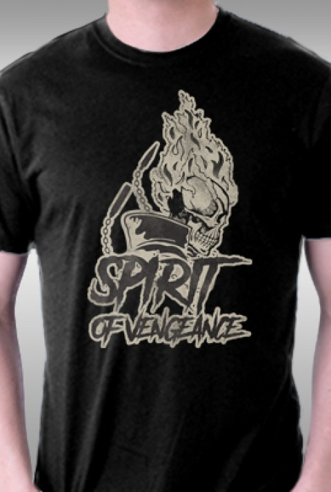 TeeFury: Spirit of Vengeance