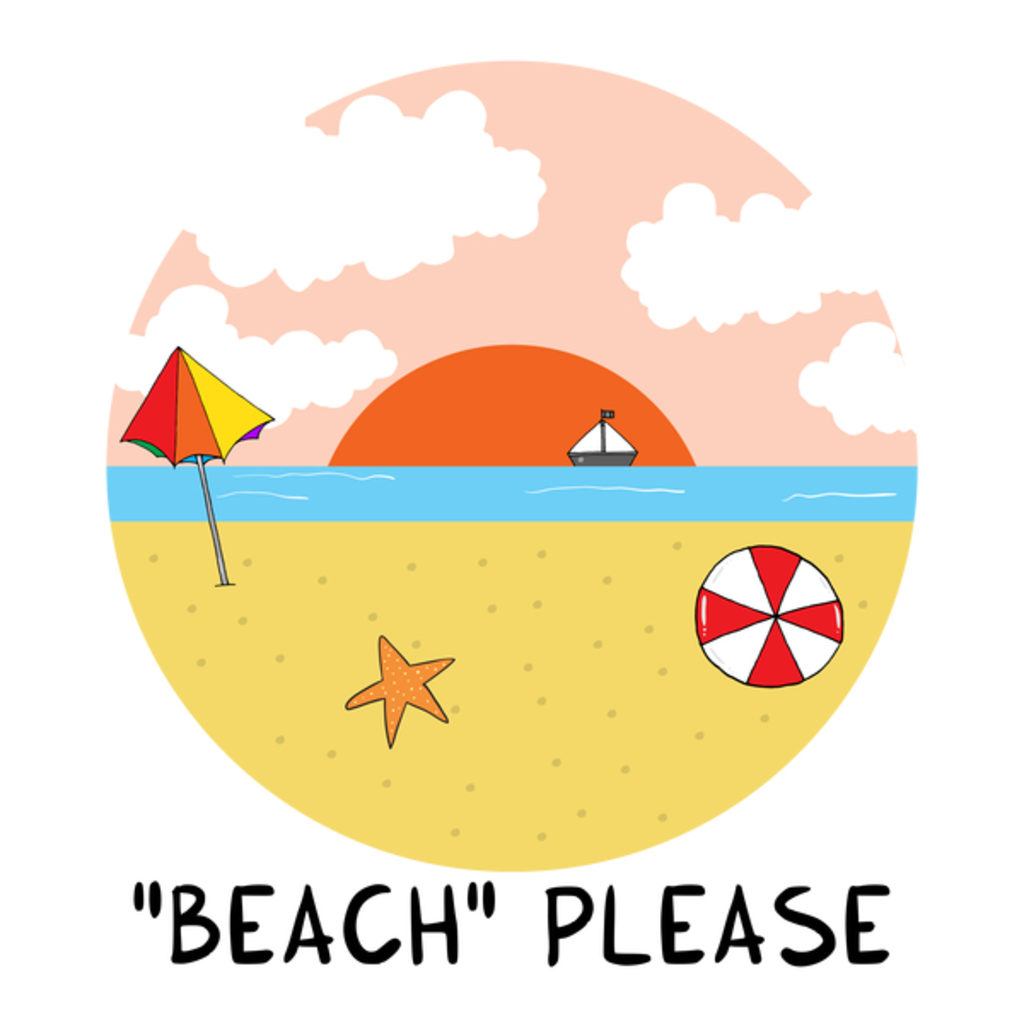 NeatoShop: BEACH please