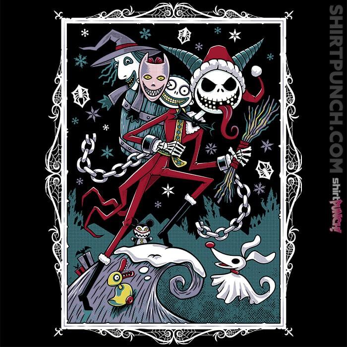 ShirtPunch: Jack Vom Krampus