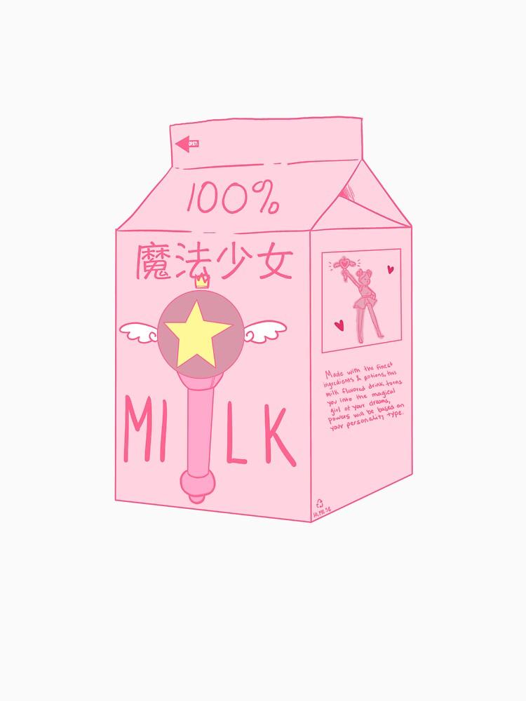 RedBubble: Mahou Shoujo Milk